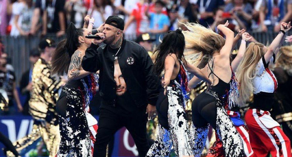 Ceremonia de clausura de Rusia 2018 sorprenderá a todos con un espectáculo de luces, música y fútbol