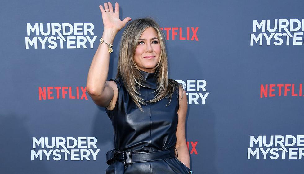 Jennifer Aniston se unió a Instagram. (Foto: AFP)