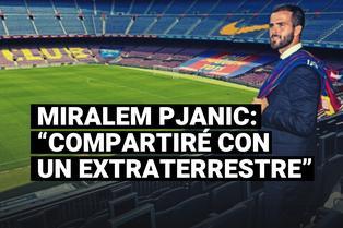 Pjanic, ex compañero de Cristiano Ronaldo, explicó cómo será jugar con Messi en Barcelona