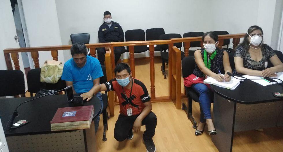 Audiencia del presunto feminicida se realizó por video conferencia