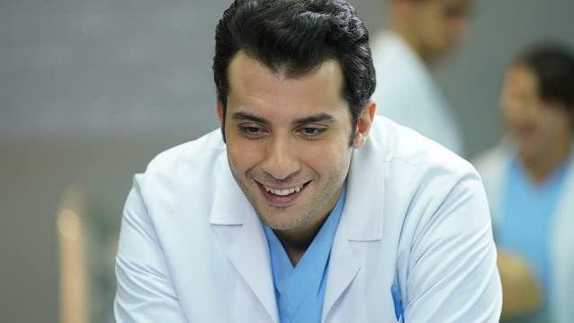 Demir en el hospital Berhayat donde trabaja junto a Ali y sus otros colegas (Foto: Med Yapim)