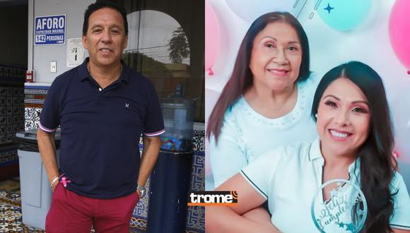 Ricardo Rondón se pronuncia tras la muerte de la madre de Tula Rodríguez