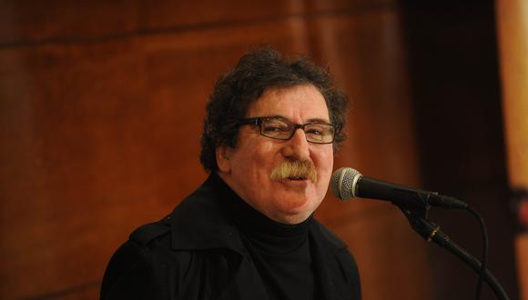 El músico argentino Charly García fue dado de alta. (Foto: AFP)