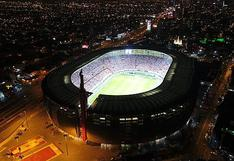 Mira el deplorable estado del campo del Estadio Nacional en época de pandemia | FOTO