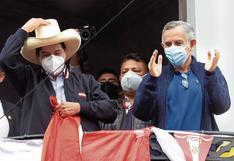 """Pedro Francke: """"Desde el gabinete defenderemos la necesidad de separar el gobierno y Perú Libre"""""""