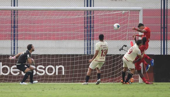El partido entre Universitario y Cienciano cambió de fecha y horario. (Foto: Liga Profesional de Fútbol)