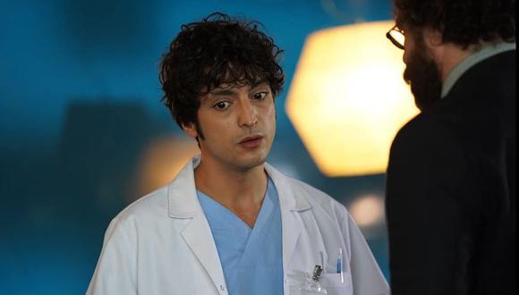 """Ali Vefa es el protagonista absoluto de """"Doctor Milagro"""". (Foto: MF Yapım)"""