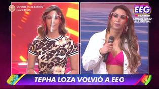 """Melissa Loza subestima a Tepha: """"No tengo problema, pero pónganme competidoras fuertes"""""""