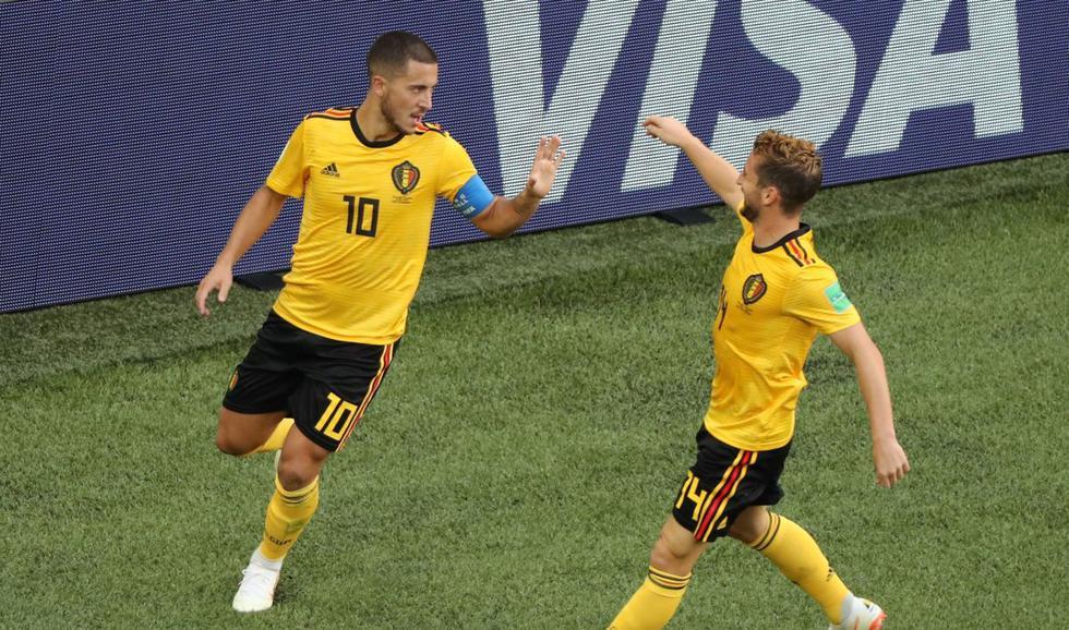 Bélgica quedó tercero en el Mundial: Venció 2-0 a Inglaterra con GOLAZOS de Hazard y Meunier por Rusia 2018
