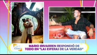 Mario Irivarren tilda de 'acomplejados' a los que criticaron por ir con Vania al mismo hotel donde ella estuvo con su ex