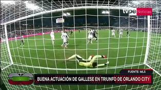 A puro reflejo: Mira la espectacular atajada de Pedro Gallese en la MLS