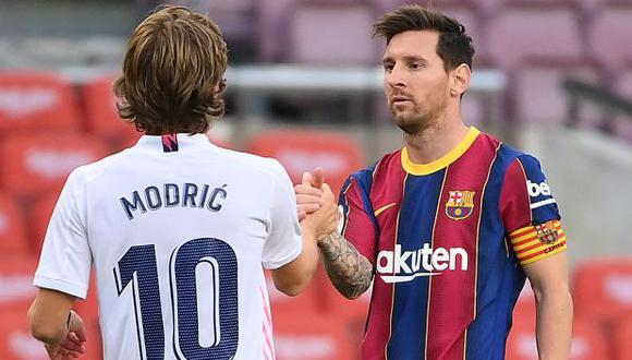 En España también sienten que la salida de Messi debilitó a su liga.