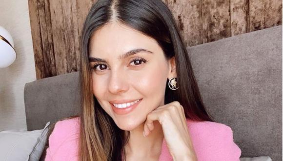 Paloma Llanes, la ex Miss Sinaloa, se casó con el integrante del grupo Calibre 50 con quien tiene al pequeño Matías (Foto: Paloma Llanes)