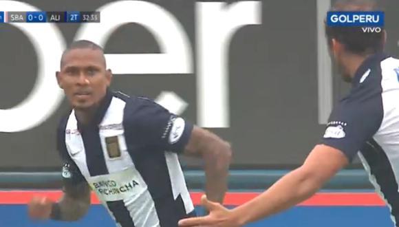 Arley Rodríguez puso el 1-0 en Alianza Lima vs Sport Boys por Liga 1.
