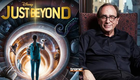 """""""Just Beyond"""" (Otra dimensión), basado en la obra de R.L. Stine, llega este miércoles 13 de octubre a Disney Plus. Foto: Disney Plus"""