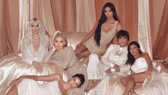 El reality show 'KUWTK' documentó la vida cotidiana, logros, romances y dramas de la familia Kardashian-Jenner. (Foto:@Keeping Up With The Kardashians on E!)