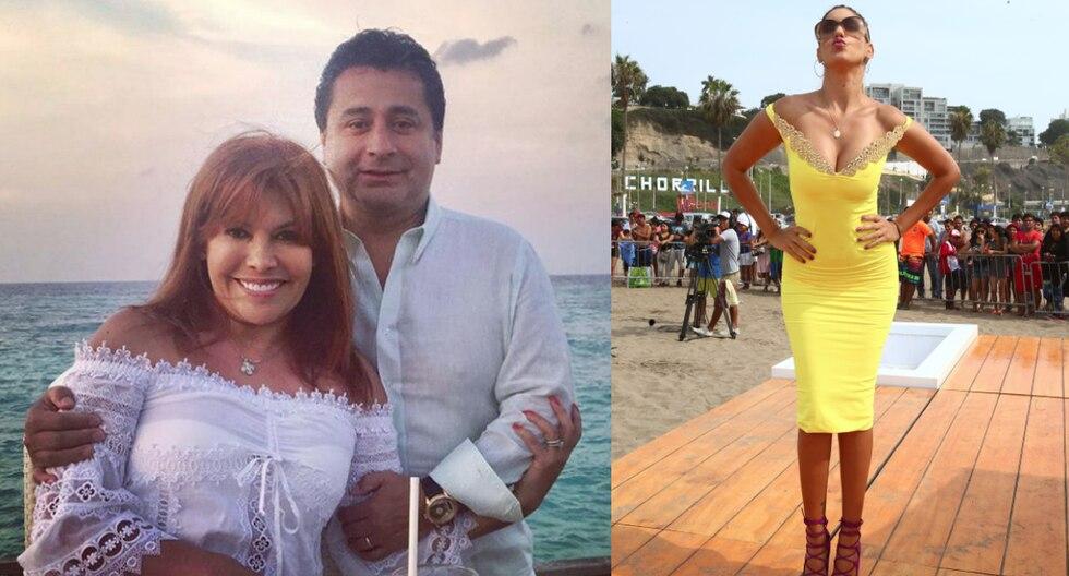 Tilsa Lozano y Magaly Medina