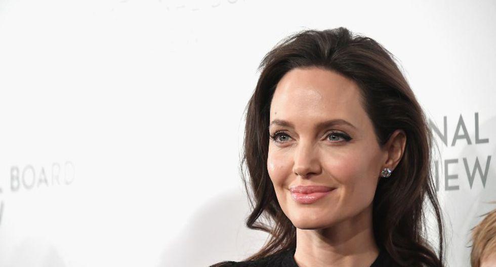 Angelina Jolie en negociaciones con Marvel Studios para actuar en Los Eternos (Foto: AFP)