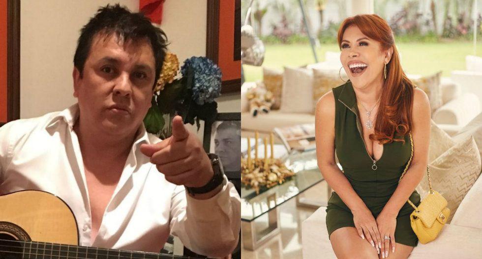Magaly Medina y Richard Swing enfrentados por denuncia de polémico contrato con el Ministerio de Cultura