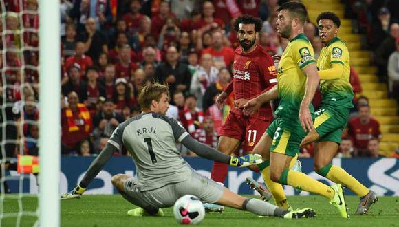 El sindicato de jugadores en Inglaterra propone acortar los partidos si se reanuda la Premier League. (Foto: AFP)