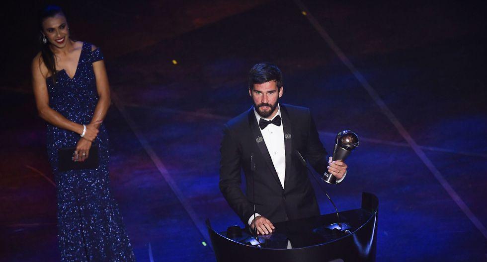Premios 'The Best': Así se vive la gala  en Milán
