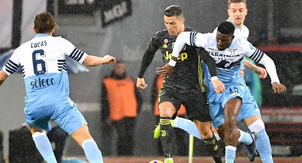 Juventus vs Lazio: Partido por la Serie A