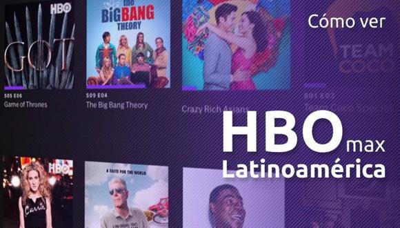 Te detallamos cómo ver HBO Max en Latinoamérica sin pagar