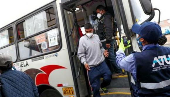 Se operará con mayor número de unidades para que los ciudadanos de Lima y Callao puedan cumplir con su deber cívico de votar. (Foto: ATU)