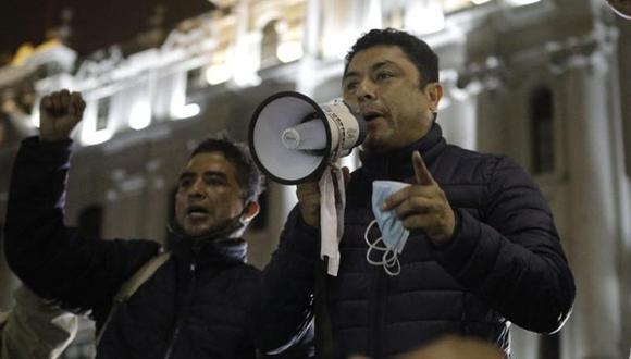 Guillermo Bermejo se pronunció sobre el destino del cuerpo de Abimael Guzmán. (GEC)
