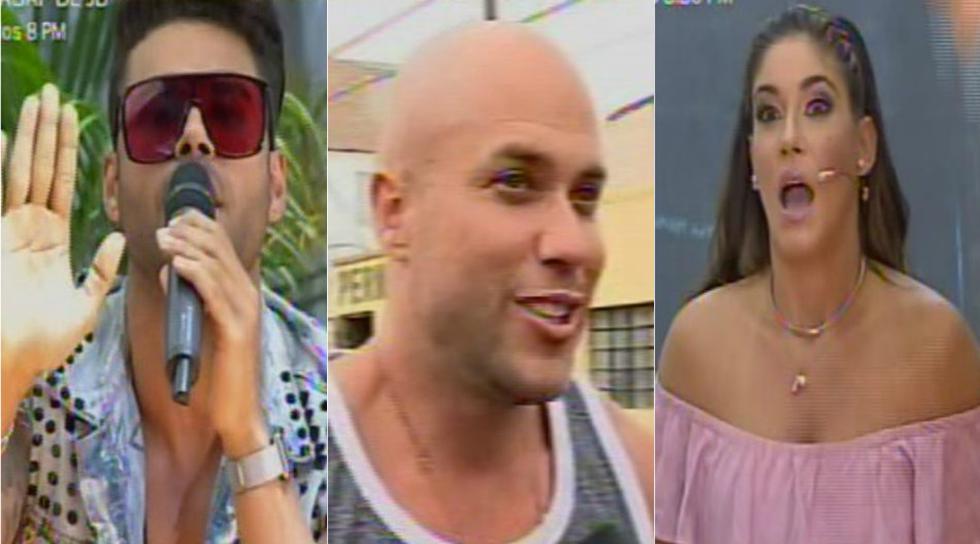 Erick Sabater destruye a Bruno Agostini con íntimas revelaciones y el español le responde así