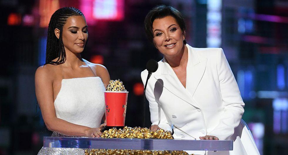 Kris Jenner: miembro de la seguridad de Kim Kardashian habría tacleado a la matriarca de la familia. (Foto: AFP)