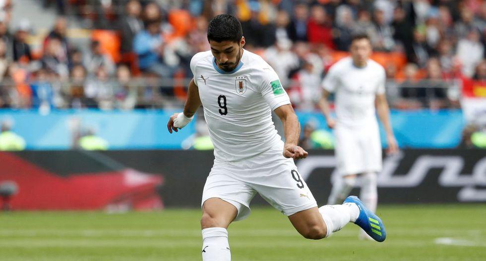 Uruguay vs Egipto EN VIVO ONLINE TV EN DIRECTO Con Suárez y Sin Salah por Grupo A de Rusia 2018