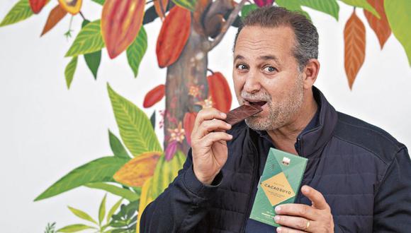 Samir Giha nos ofrece su secreto para triunfar en el mercado. (Trome)