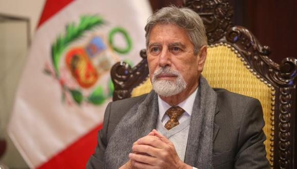 En entrevista con la Agencia Andina, el mandatario indicó que invitó a Pedro Castillo a Palacio de Gobierno. (Foto: Presidencia del Perú)