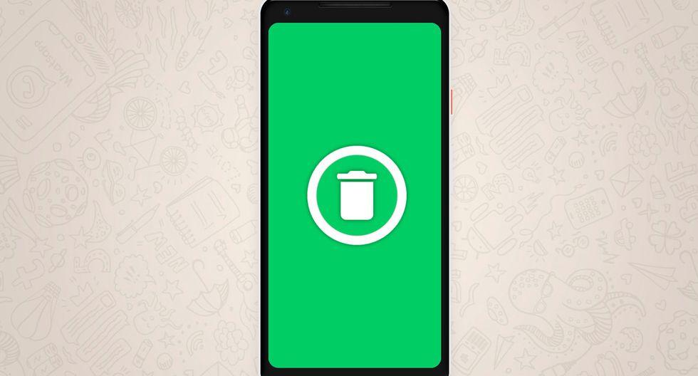 Cómo evitar que se eliminen mensajes para todos en WhatsApp. (Foto: WhatsApp)