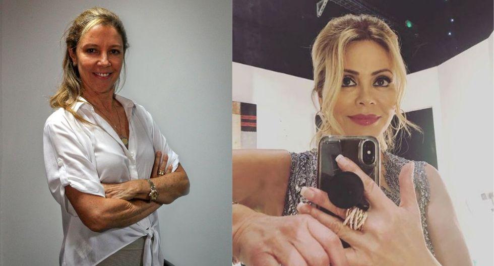 Mariana Ramírez del Villar y Gisela Valcárcel