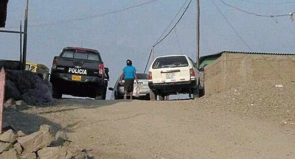 Un dirigente vecinal fue victimado a balazos.