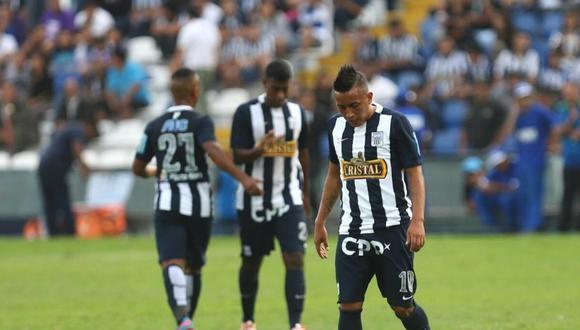 Christian Cueva reacciona tras descenso de Alianza Lima (Foto: GEC)