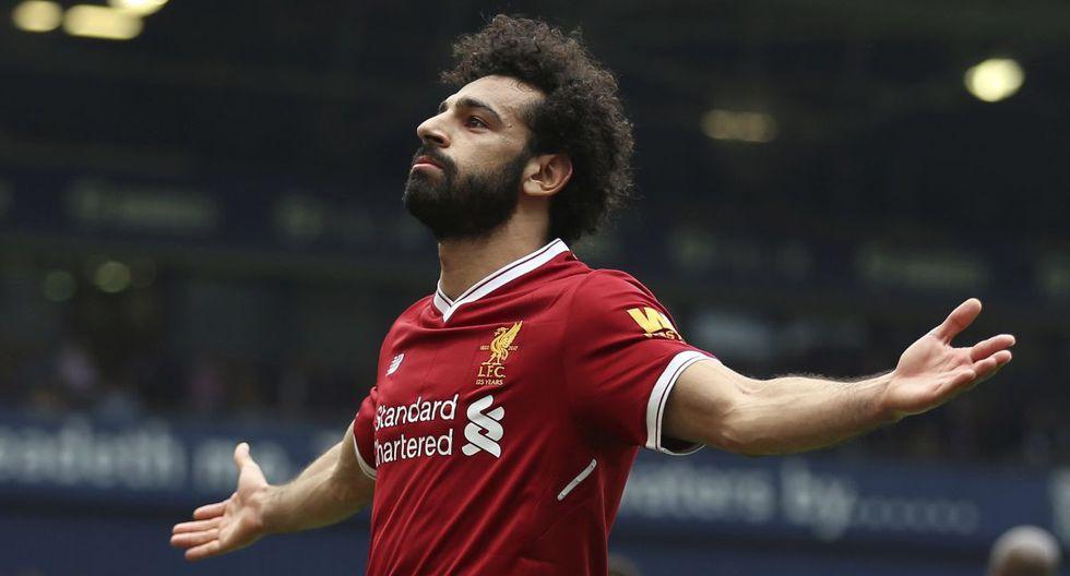 Mohamed Salah: Con este golazo igualó récord histórico de Luis Suárez y Cristiano Ronaldo | FOTOS | VIDEOS
