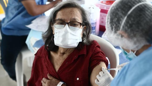 El Padrón Nacional de Vacunación forma parte de la nueva estrategia del Gobierno para inmunizar contra el COVID-19 (Foto: GEC)