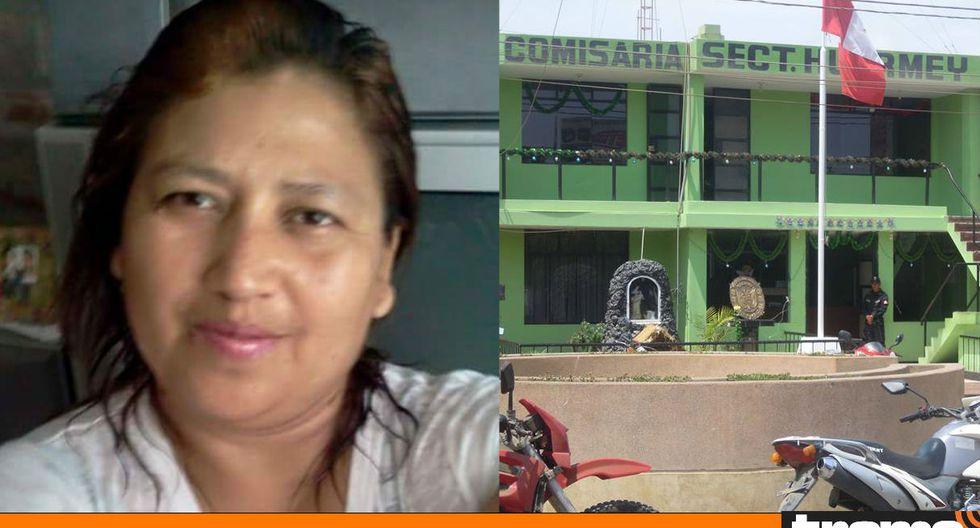 Mujer abusaba de sus hijas en Huarmey y ahora está prófuga de la justicia. (Fotos: Trome)
