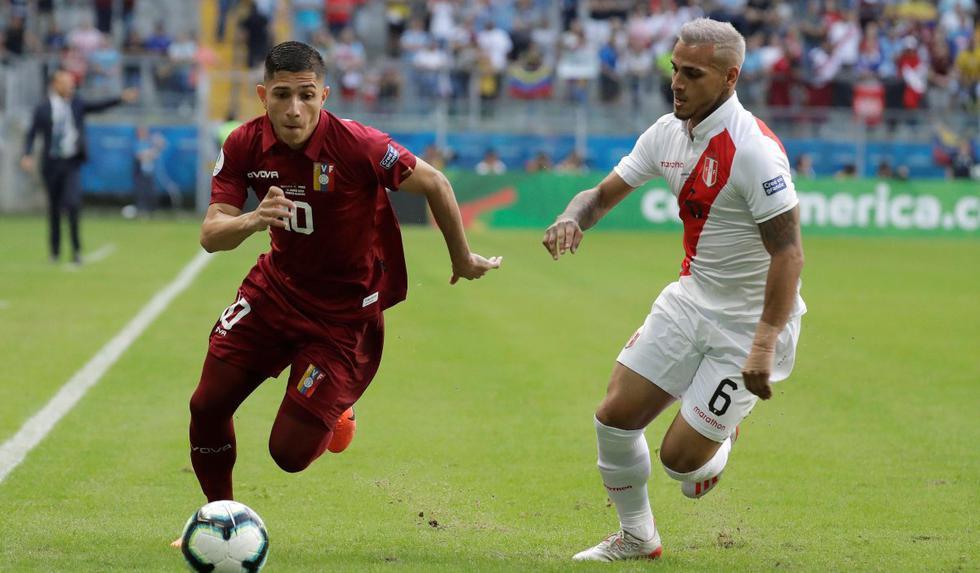 Perú vs Venezuela: Por Grupo A de Copa América 2019