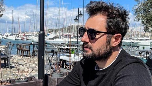 """El actor turco Faruk Barman interpreta a Murat en """"Mi hija"""" (Foto: Faruk Barman/ Instagram)"""