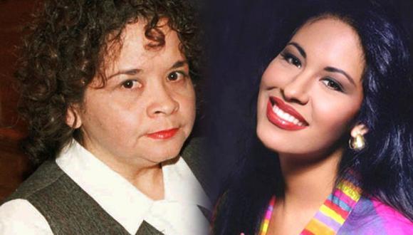 Selena Quintanilla inauguró su primera boutique en 1994 y Yolanda Saldívar estuvo en ese momento (Foto: Twitter)