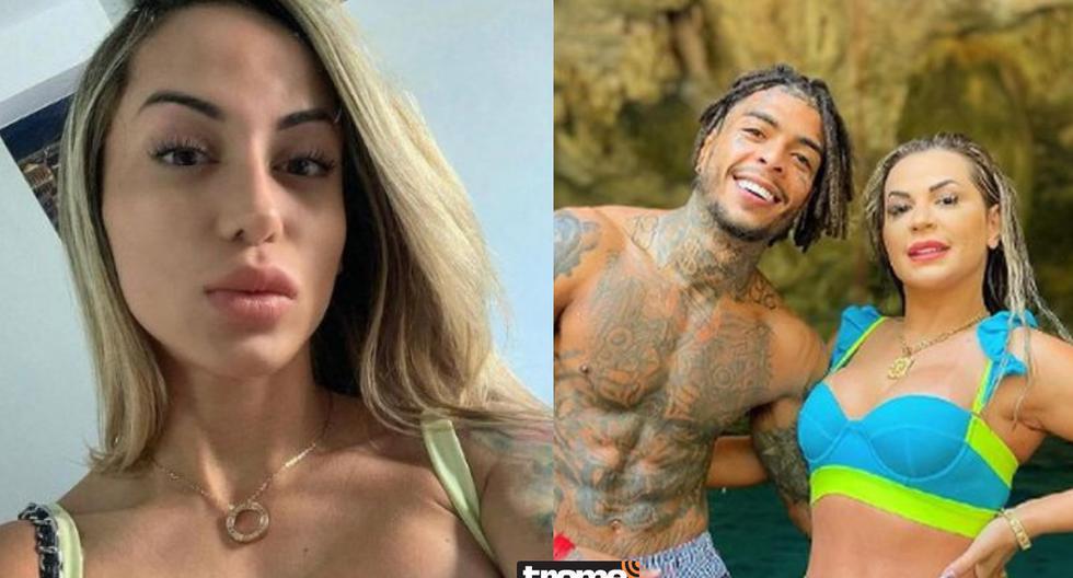 MC Kevin: Ella es Bianca Dominguez, la modelo fitness y supuesta amante del cantante que murió escapando de su esposa