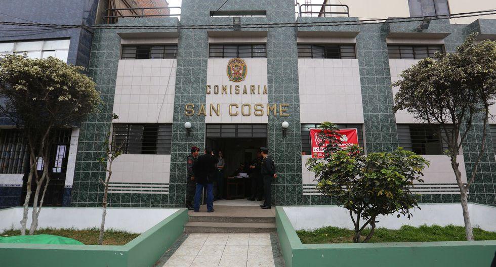Comisaría de San Cosme con casos de coronavirus