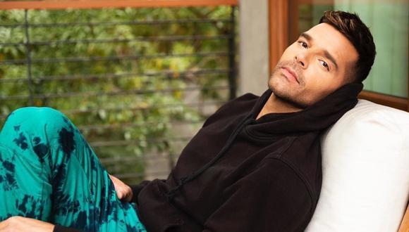 Ricky Martin se enteró por WhatsApp que ganó un Latin Grammy.  (Foto: Instagram).
