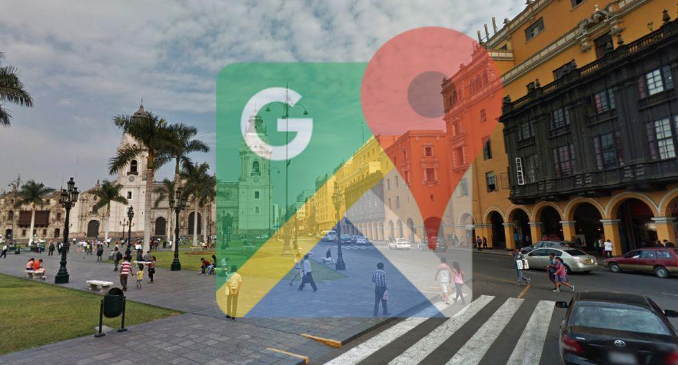¿Has aparecido en Google Maps y deseas eliminarte? Pues existe un método para dejar de salir en el mapa. (Foto: Google)