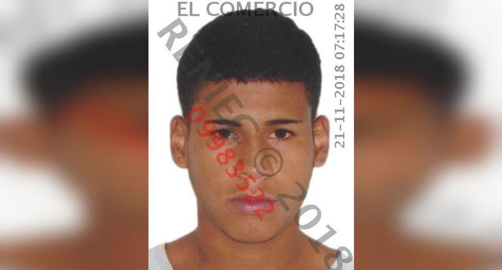Mirko Alejandro Baza Loza es el presunto asesino de dos policías en el Rímac.