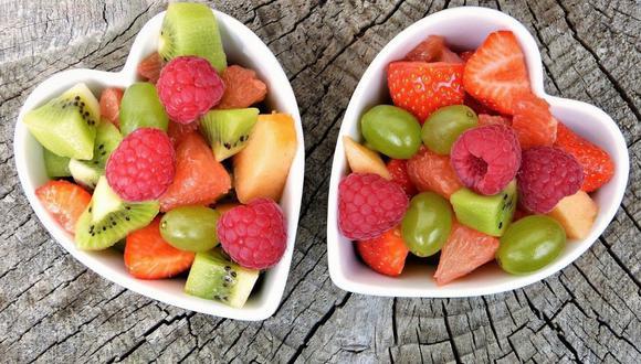 Existen frutas más recomendables para consumir por la noche, algunas buenas opciones a considerar son: melón, manzana, pera, sandía, kiwi, cítricos, piña fresas y frutos rojos (Foto: Pixabay)